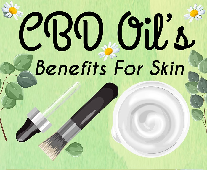 CBD Oil's Benefits for Skin - Feat