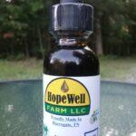 2000mg Hemp CBD Oil 1oz Bottle