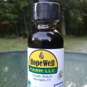 2000mg Hemp CBD Oil 1oz Bottle